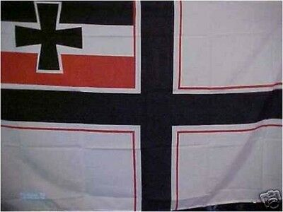 German Ww 1 History Flag Reproduction 3Ft.x 5Ft.