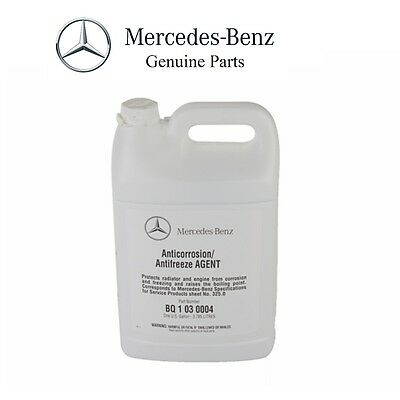 NEW Mercedes Dodge Blue G48 Coolant Antifreeze Fluid MB Spec 325.0 Genuine