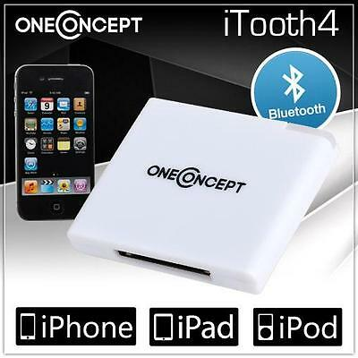 Bluetooth Dongle Wireless Receiver Ipod Dock Adapter Musik Empfänger Streaming