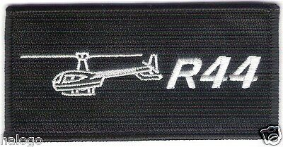 Robinson R44 Helicopter Vel-Kro Uniform Patch - Ppl044