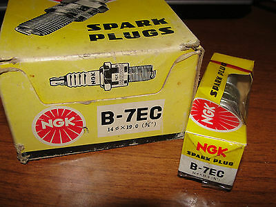 """NGK#B7EC Vintage Small Engine,Cycle,Outboard,Snow Mobile 14mm X 3/4"""" Spark Plug"""