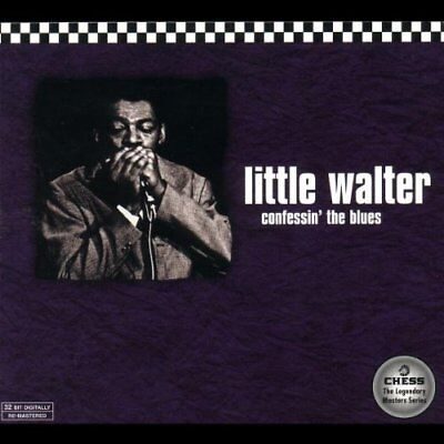 Little Walter - Confessin' the Blues, CD