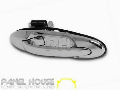 Toyota Landcruiser 100 Series Outer REAR Chrome RHR Door Handle Right Hand NEW