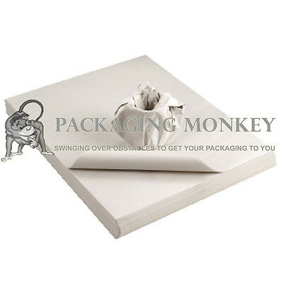 50 Sheets Of White Packing Paper Newspaper Offcuts