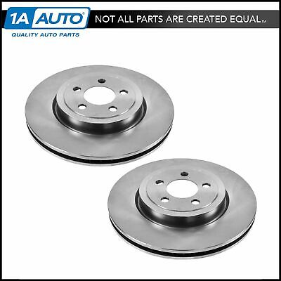 Prime Choice Auto Parts R63004PR Front Brake Disc Rotor Pair Left and Right Side