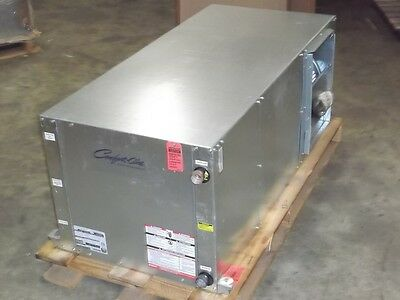 5 Ton Horizontal Mount Water Source Heat Pump / 3 Phase 460V Commercial Voltage