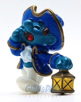 20501 Historical Paul Revere Storici 1B PUFFO PUFFI SMURF SMURFS SCHTROUMPF