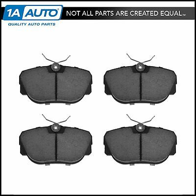 Nakamoto Posi Ceramic Front Disc Brake Pads Set for Mercedes BMW Saab New