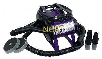 K9-III High Power Dog Blower/Dryer - DRY YOUR DOG, BOAT OR BIKE!