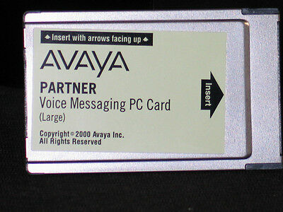 Avaya Partner Voice Mail (Large) 16 Mail boxes CC 700226525, 700429392