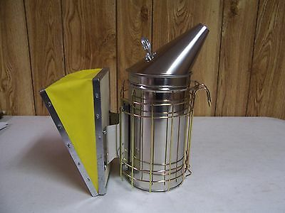Small Manual Bee Hive Smoker for Bee Keeping -BZ58
