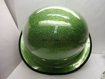 Saint Patrick's Day Green Glitter Party Hat