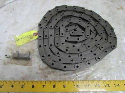Peer C2050HP 2050HP Hollow Pin Double Pitch Conveyor Roller Chain 10 Ft
