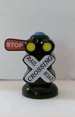 LeapFrog Leap's Phonics Railroad Train Replacement Track Crossing Stop Sign