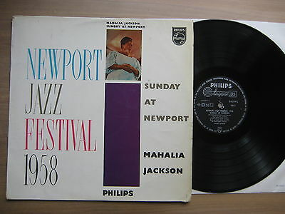 The Newport Jazz Festival 1958, Vinyl, NL '58, vg-