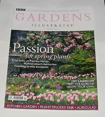 Gardens Illustrated April 2009 - Passion For Spring Flowers/joy Larkcom