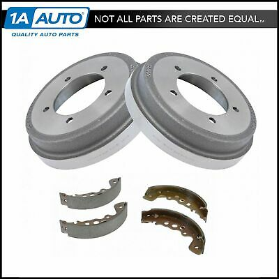 Rear Brake Shoe & Drum Kit Set for Chevy Tracker Suzuki Grand Vitara