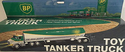 1991 Bp Tanker Truck 1St In Series  Both (Large & Small Decal)  Two Trucks