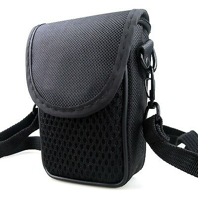Digital Camera Soft Case Pouch for Olympus TG-630 iHS TG-320 VR340 VR160 NEW