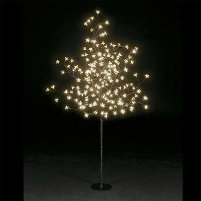 5ft (1.5m) 200 LED Lights Christmas Cherry Blossom Tree Indoor Or Outdoor
