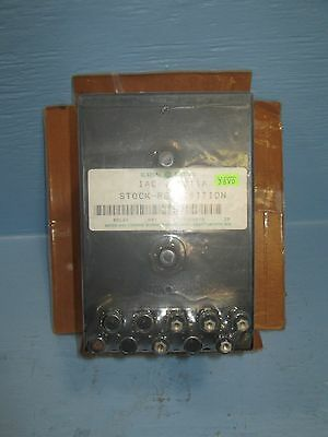 NEW GE 12IAC77B811A IAC Extremely Inverse Time Overcurrent Relay 50/60 Hz 12 IAC