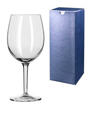 Personalised Large 16oz Premium Quality Wine Glass Engraved Christmas Xmas Gift