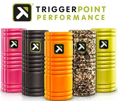 "Trigger Point Performance The Grid 13"" Revolutionary Foam Massage Roller NEW"