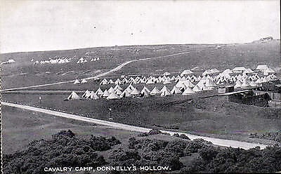 Donnelly's Hollow. Cavalry Camp in Signal Series.