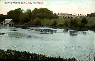 Maynooth. Carton House & Lake by Valentine's # 58185.