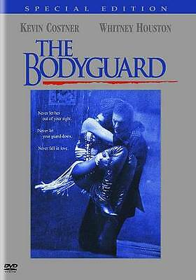 THE BODYGUARD (DVD, Special Edition) New / Factory Sealed / Free Shipping