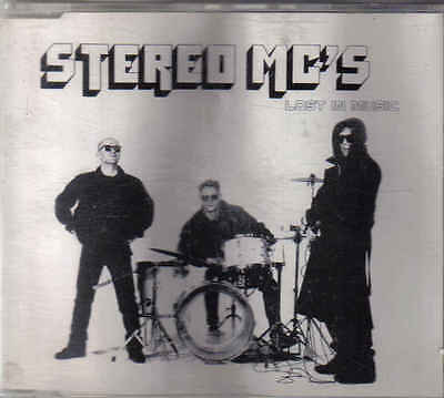 Stereo MCs-Lost In Music cd maxi single