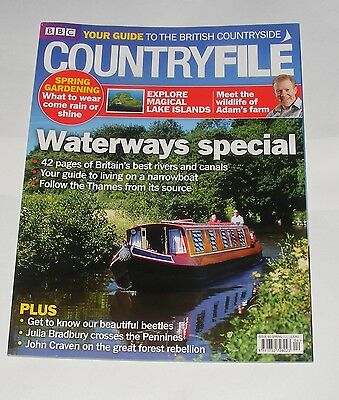 Bbc Countryfile Spring 2011 - Waterways Special