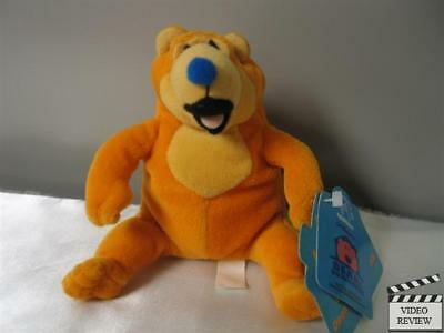 Bear - Bear in the Big Blue House Plush Treasure Keeper keychain; Applause NEW