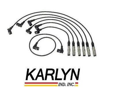 For MB W126 300SE 300SEL W201 190E Ignition Wire Set Replacement 1031500019A