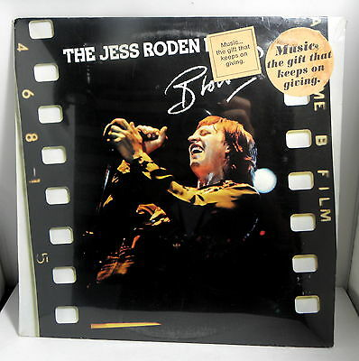 The JESS RODEN BAND / Blowin' (Recorded LIve) ** Sealed LP (1976)