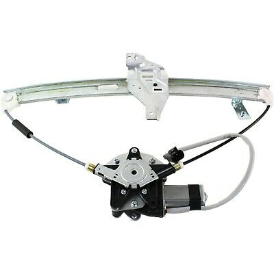Power Window Regulator For 2006-2013 Chevrolet Impala Front Left Side With Motor