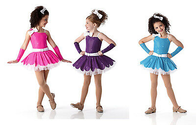 Candy Ballet Tutu Mitts Included Dance Costume Child & Adult Marked Down