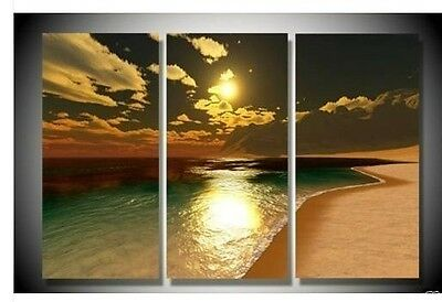 MODERN ABSTRACT HUGE WALL DECO ART OIL PAINTING(NO FRAME)