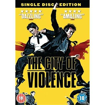 The City of Violence - New & Sealed DVD ! FREE P/P !