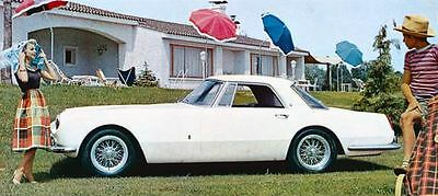 1960 Ferrari 250GT Pininfarina Coupe Factory Photo J193