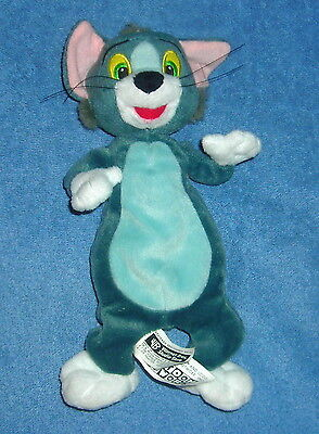 "Warner Brothers Studio Store Tom & Jerry 9"" Plush Bean Bag"