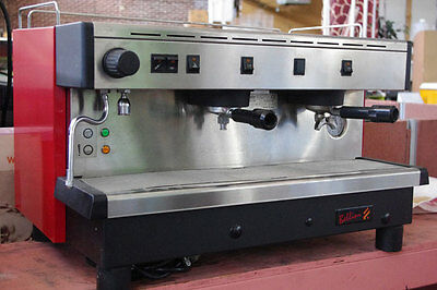 2-Group Magister MS100 Espresso Cappuccino Latte Mocha Machine