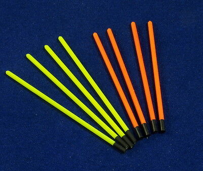 Hollow Pole Float Tips 1.0mm - 1.7mm (Pole float making & supplies)