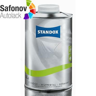 STANDOX MS X LACQUE 5 25 ( for Clear varnish MS Car paint ) 1 Litre 02079127