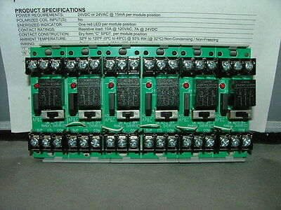 New Air Products /& Controls MR-608//T SPDT 10A Snap Apart Manual Override Relays