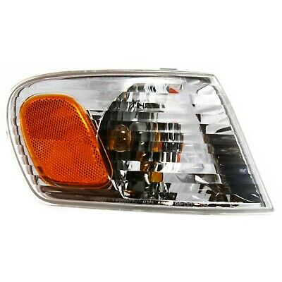 Corner Light For 2001-2002 Toyota Corolla Passenger Side Incandescent w/ Bulb