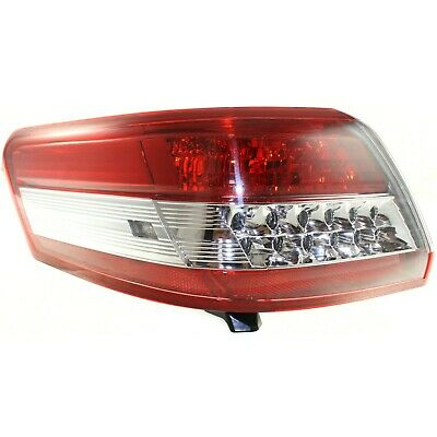 Taillight Taillamp Rear Brake Light Driver Side Left LH NEW for 10-11 Camry