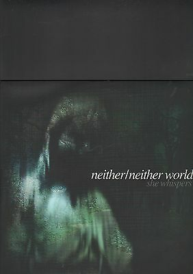 NEITHER / NEITHER WORLD - she whispers  LP