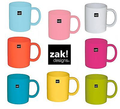 ZAK design BBQ Cup, Mug with handle, mug ideal for Camping Picnic Outdoor