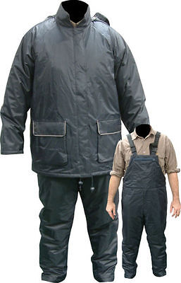 Benelle Thermal Waterproof Matchmans 2 Piece Fishing Suits Sizes SMALL-KING